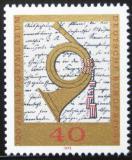 Poštovní známka Německo 1972 Poštovní muzeum Mi# 739