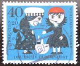 Poštovní známka Německo 1960 Červená karkulka Mi# 343 Kat 5€