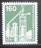 Poštovní známka Západní Berlín 1975 Vysoká pec Mi# 505