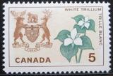 Poštovní známka Kanada 1964 Symboly Ontaria Mi# 362