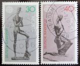 Poštovní známky Německo 1974 Evropa CEPT Mi# 804-05