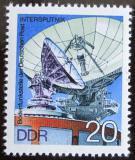 Poštovní známka DDR 1976 Intersputnik Mi# 2122