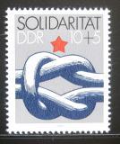 Poštovní známka DDR 1984 Solidarita Mi# 2909