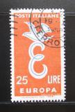 Poštovní známka Itálie 1958 Evropa CEPT Mi# 1016
