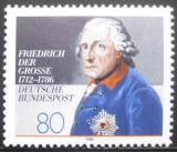 Poštovní známka Německo 1986 Král Frederick Mi# 1292