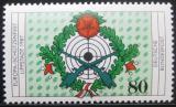 Poštovní známka Německo 1987 Festival střelců Mi# 1330