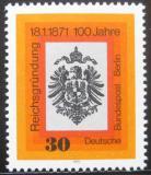 Poštovní známka Německo 1971 Německé impérium Mi# 658
