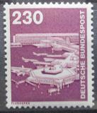 Poštovní známka Německo 1978 Letiště Frankfurt Mi# 994