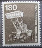 Poštovní známka Německo 1978 Nakladač Mi# 993