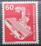 Poštovní známka Německo 1978 Rentgen Mi# 990