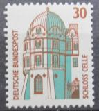 Poštovní známka Německo 1987 Zámek Celle Mi# 1339