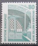 Poštovní známka Německo 1987 Pamětihodnosti Mi# 1342 A