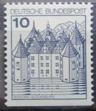 Poštovní známka Německo 1977 Zámek Glucksburg Mi# 913 D
