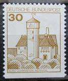 Poštovní známka Německo 1977 Hrad Ludwigstein Mi# 914 D