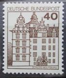 Poštovní známka Německo 1980 Zámek Wolfsburg Mi# 1037