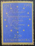 Poštovní známka Lucembursko 1963 Rada Evropy Mi# 679