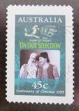 Poštovní známka Austrálie 1995 Filmový plakát Mi# 1484