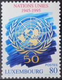 Poštovní známka Lucembursko 1994 OSN, 50. výročí Mi# 1372