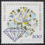 Poštovní známka Německo 1997 Drahokam Mi# 1911