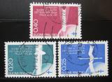 Poštovní známky Finsko 1967 Nezávislost Mi# 633-35
