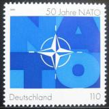 Poštovní známka Německo 1999 NATO, 50. výročí Mi# 2039