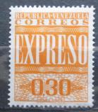 Poštovní známka Venezuela 1961 Zvláštní dodání Mi# 1413