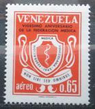 Poštovní známka Venezuela 1965 Zdravotnická federace Mi# 1623