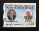 Poštovní známka Bolívie 2007 Filatelisti Mi# 1683