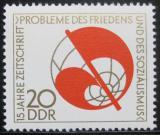 Poštovní známka DDR 1973 Problémy míru a socialismu Mi# 1877