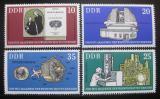 Poštovní známky DDR 1975 Akademie věd Mi# 2061-64