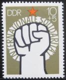 Poštovní známka DDR 1975 Solidarita Mi# 2089