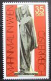 Poštovní známka DDR 1975 Válečný památník Mi# 2093