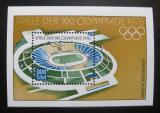 Poštovní známka DDR 1976 Olympijský stadión Mi# Block 46