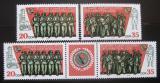 Poštovní známky DDR 1978 Lidové milice Mi# 2357-58