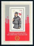 Poštovní známka DDR 1983 Pracující třída Mi# Block 72