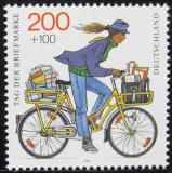 Poštovní známka Německo 1995 Den známek Mi# 1814