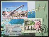 Poštovní známka Komory 2009 Mosty Mi# Block 489 Kat 15€