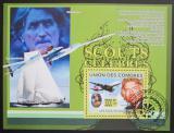 Poštovní známka Komory 2009 Skauting Mi# Block 507 Kat 15€