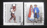 Poštovní známky DDR 1984 Celostátní výstava Mi# 2882-83