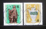 Poštovní známky DDR 1985 Lipský veletrh Mi# 2929-30