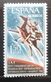 Poštovní známka Španělsko 1966 Kongres federace astronautiky Mi# 1644