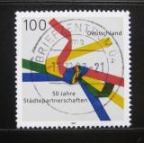 Poštovní známka Německo 1997 Sesterská města Mi# 1917