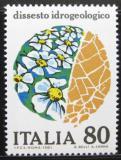 Poštovní známka Itálie 1981 Hydrogeologický průzkum Mi# 1756