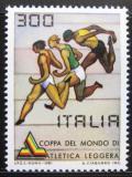 Poštovní známka Itálie 1981 Světový pohár v běhu Mi# 1770