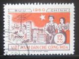Poštovní známka Vietnam 1960 Sčítání lidu Mi# 121
