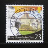 Poštovní známka Ostrov Man 2003 Dětský domov Mi# 1076