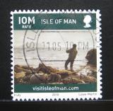 Poštovní známka Ostrov Man 2010 Rybaření Mi# 1584