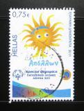 Poštovní známka Řecko 2011 Paralympiáda Mi# 2608
