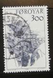 Poštovní známka Faerské ostrovy 1986 Starý kamenný most Mi# 143