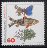 Poštovní známka Německo 1981 Ochrana přírody Mi# 1087